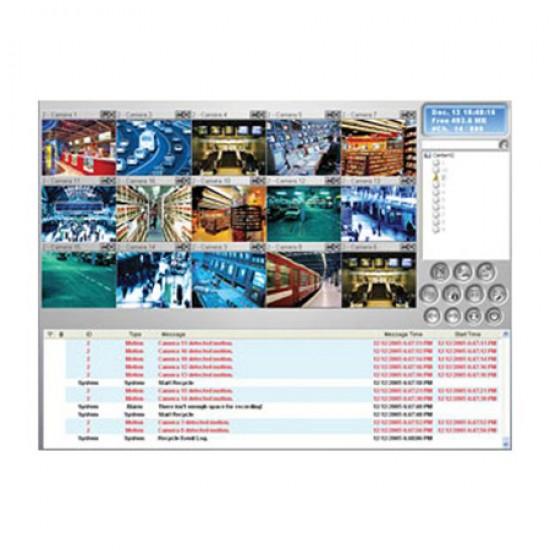 55-CV201-000 GeoVision Center V2 Pro Central Monitoring Station Software