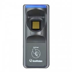 84-GF19210-1000 Geovision GeoFinger GF-1921 Capacitive sensor TCP/IP only 13.56MHz Fingerprint Reader