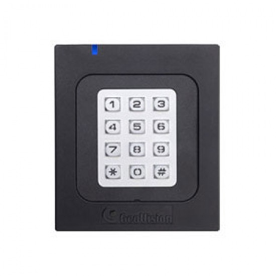 84-RK13520-0200 Geovision Card Reader with Keypad 13.56MHz IP66 Outdoor Rated