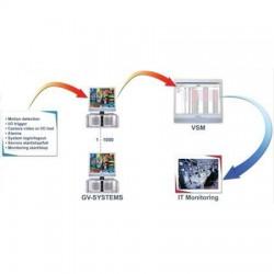 55-CV201-V00 Geovision Center V2 Pro + VSM