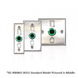81-IRBIB65-001U Geovision Infrared Button - Standard