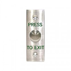 81-PB210-001 Geovision PB21 Push Button Switch (W:35mm)