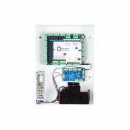 84-AS4111K-001U Geovision GV-AS4111 Kit - 4 Door Access Controller Kit with Power Board and Iron Case