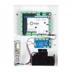 84-AS8111K-001U Geovision GV-AS8111 - 8 Door Access Controller Kit with Power Board & Iron Case