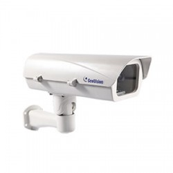 84-HOUG101-0001 Geovision Outdoor Box IP Security Camera 12VDC/24VAC