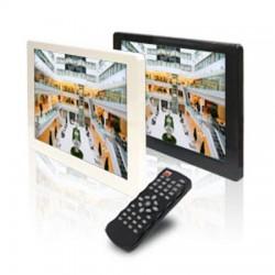 "89-SQP1330-W10U Geovision SQP133 13"" Non-Touchscreen Digital Signage Monitor - White"