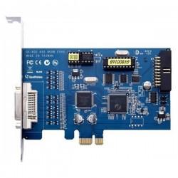 GV-800B-8-X Geovision 8 Channel 120FPS PCI-Express B DVR Card DVI-Type - 55-G8BEX-080
