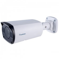 GV-ABL8712 Geovision 2.8~12 mm Motorized 30FPS @ 8MP Outdoor IR Day/Night WDR Bullet IP Security Camera 12VDC/POE