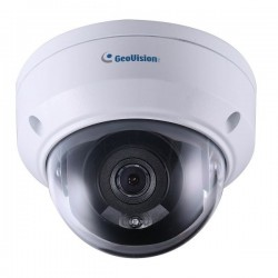 GV-ADR2701 Geovision 2.8mm 25FPS @ 1080p Outdoor IR Day/Night WDR Dome IP Security Camera 12VDC/POE
