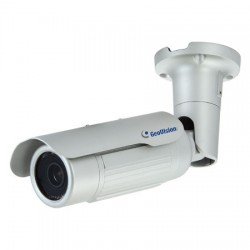 GV-BL2501 Geovision 3~9mm Varifocal 30FPS @ 1920 x 1080 Outdoor IR Day/Night WDR Bullet IP Security Camera 12VDC/24VAC/PoE