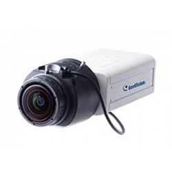GV-BX12201 Geovision 4.1~9mm Varifocal 30FPS @ 4000 x 3000 Indoor Day/Night WDR Box IP Security Camera 12VDC/24VAC/PoE