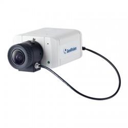 GV-BX8700 Geovision 3.6~10mm Varifocal 30FPS @ 8MP Indoor Day/Night WDR Box IP Security Camera 12VDC/PoE