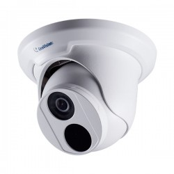 GV-EBD2702 Geovision 2.8mm 30FPS @ 1080p Outdoor IR Day/Night WDR Eyeball IP Dome Security Camera 12VDC/PoE