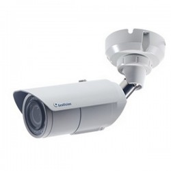 GV-EBL2111 Geovision 2.8-12mm Motorized 30FPS @ 1920 x 1080 Outdoor IR Day/Night WDR Bullet IP Security Camera 12VDC/POE