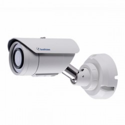 GV-EBL4702-2F Geovision 3.8mm 20FPS @ 2592 x 1520 Outdoor IR Day/Night WDR Bullet IP Security Camera 12VDC/POE