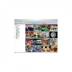 GV-ERM Geovision Edge Recording Software 64 Channel Windows version