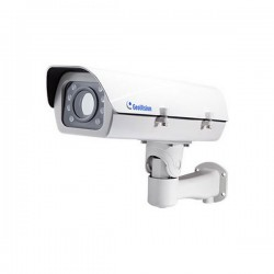 GV-LPC1200 Geovision  Motorized Varifocal 30FPS @ 1280 x 720 Outdoor IR LPR IP Security Camera 12VDC