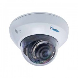 GV-MFD2700-0F Geovision 2.8mm 30FPS @ 1920 x 1080 Indoor Day/Night Dome IP Security Camera 12VDC/PoE