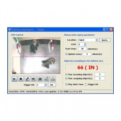 55-QCNTR-000 Geovision Web Report 200 Port People Counter