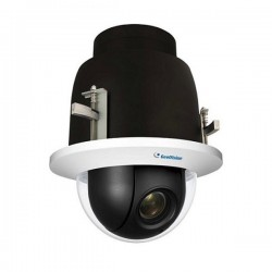 GV-QSD5730 Geovision 4.6~152mm 33x Optical Zoom 30FPS @ 5MP Indoor Day/Night WDR PTZ IP Security Camera 24VAC/PoE