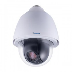 GV-QSD5730-OUTDOOR Geovision 4.6~152mm 33x Optical Zoom 30FPS @ 5MP Outdoor Day/Night WDR PTZ IP Security Camera 24VAC/PoE