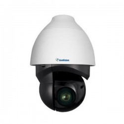 GV-QSD5731-IR Geovision 4.6~152mm 33x Optical Zoom 30FPS @ 5MP Outdoor IR Day/Night WDR PTZ IP Security Camera 24VAC/PoE
