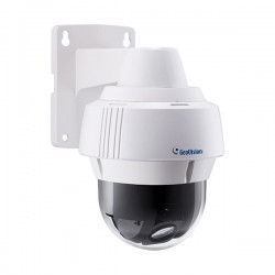 GV-SD2411-V2 Geovision 4.3~129mm 30x Optical Zoom 50FPS @ 1920x1080 Outdoor Day/Night PTZ IP Security Camera 24VAC/24VDC/PoE