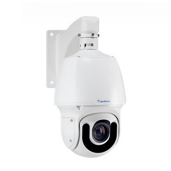 GV-SD2722-IR Geovision 6.5~143mm 22x Optical Zoom 60FPS @ 2MP Outdoor IR Day/Night WDR PTZ IP Security Camera 24VAC/24VDC