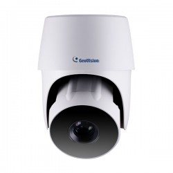 GV-SD2723-IR Geovision 4.7~103mm 20x Optical Zoom 60FPS @ 1080p Outdoor IR Day/Night PTZ IP Security Camera 24VAC/24VDC/PoE++