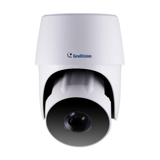 GV-SD2723-IR Geovision 4.7~103mm 20x Optical Zoom 60FPS @ 1080p Outdoor IR Day/Night PTZ IP Security Camera 24VAC/24VDC/PoE++