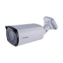 GV-TBL4711 Geovision 2.8~12mm Motorized 30FPS @ 4MP Outdoor IR Day/Night WDR Bullet IP Security Camera 12VDC/POE
