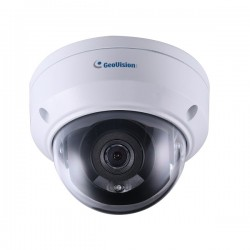 GV-TDR4700 Geovision 2.8mm 20FPS @ 2592 x 1520 Outdoor Day/Night IR WDR Dome IP Security Camera 12VDC/PoE