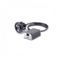 GV-UNP2500 Geovision 3.7mm 30FPS @ 1920 x 1080 Indoor Day/Night WDR Pinhole IP Security Camera PoE