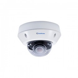 GV-VD2702 Geovision 2.8-12mm Varifocal 30fps @ 1080p Outdoor Day/Night WDR IR Vandal Proof Dome IP Security Camera 12VDC/PoE