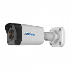 UVS-ABL1300 Geovision USAVision 2.8mm 30FPS @ 1280 x 960 Outdoor IR Day/Night WDR Bullet IP Security Camera 12VDC/POE