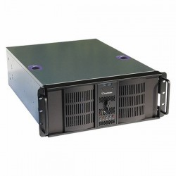 UVS-VMS-i5p04-16A Geovision UVS-Professional VMS HotSwap System 4-Bay 32 Channel VMS Intel i5 Processor 16GB RAM 128 GB SSD 32 Camera Maximum with GV-VMS Software - No HDD